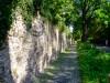 Wallstraße-Verlauf der Stadtmauer
